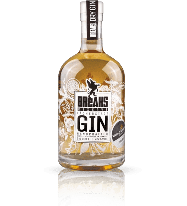 Breaks reserve Gin