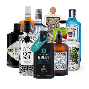 Gins - Sie wollen Gin kaufen,wir haben für Sie exclusive Gin Sorten aus aller Welt zusammen gestellt