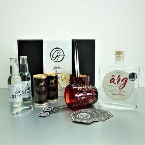 ARG High Dry Gin & Tonic Geschenkeset
