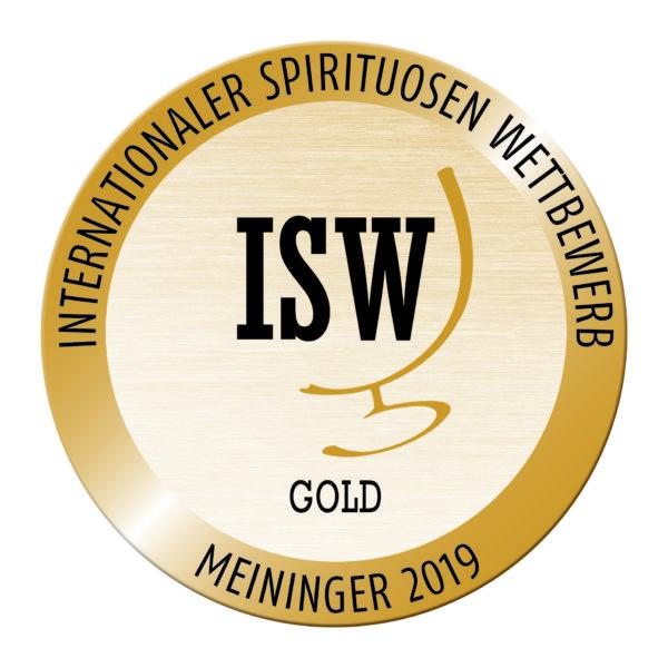 ISW Award 2019 8 Rules Gin