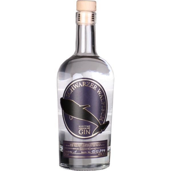Schawarzer Walfisch Gin online kaufen