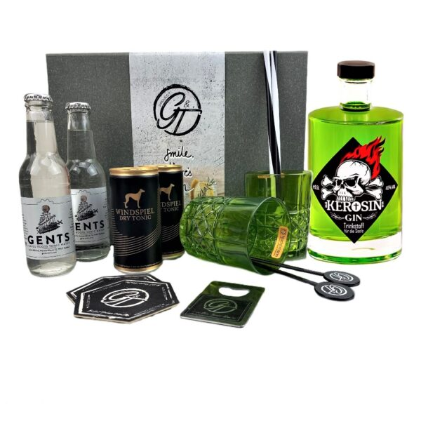 Kerosin Gin Tonic Geschenkeset online kaufen