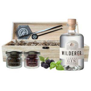 Wilderer Fynbos Gin & Botanical Box