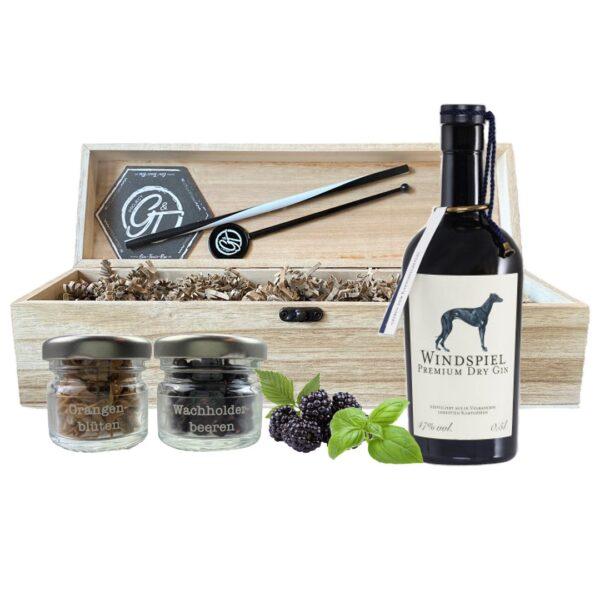 Windspiel Gin & Botanical Box