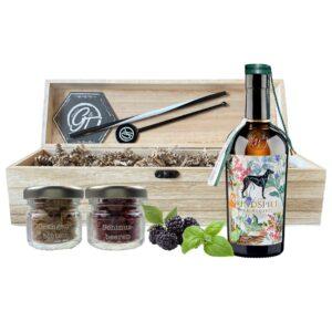 "Windspiel Gin""Alkoholfrei"" & Botanical Box"