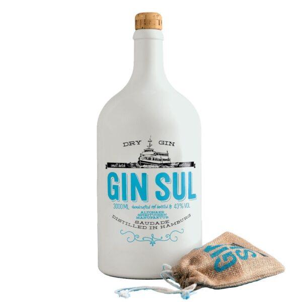 """Gin Sul """"Magnum""""Edition 3 Liter"""