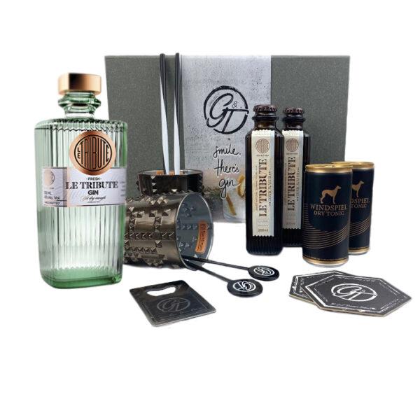 Le Tribute Gin & Tonic Geschenkeset