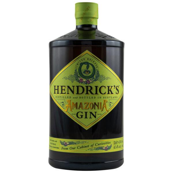 """Hendrick's """"Amazonia"""" Edition Gin 1 Liter"""