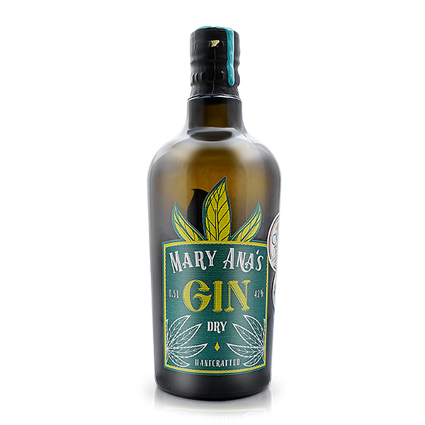 Mary Ana's Hanfcrafted Dry Gin