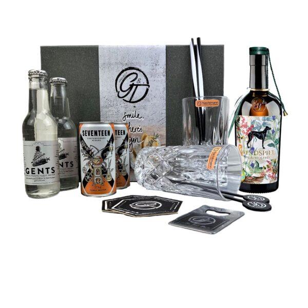 "Windspiel Gin""Alkoholfrei"" & Tonic Geschenkeset"