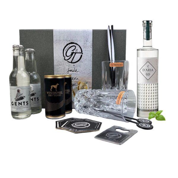 D'Aria Renosterbos Gin & Tonic Geschenkeset