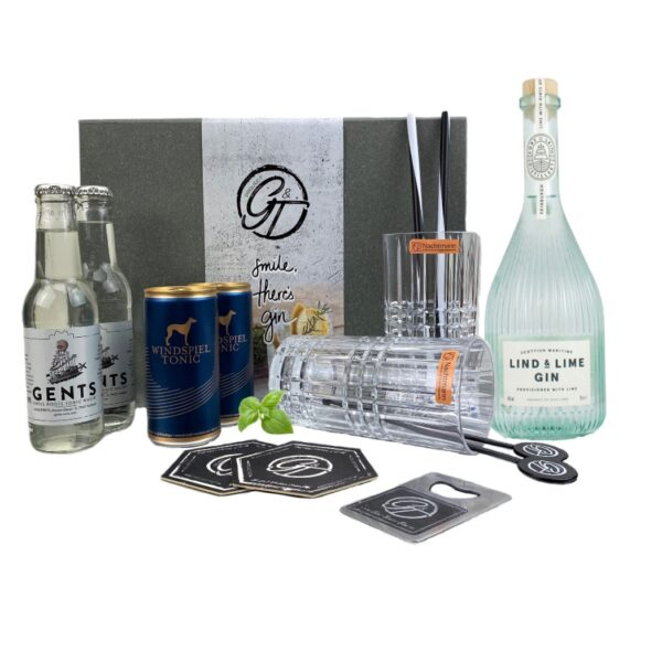 Lind and Lime Gin & Tonic Geschenkeset