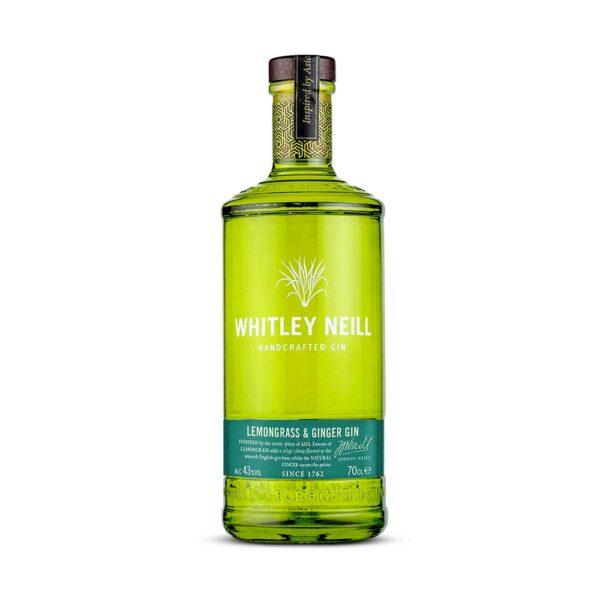 Whitley Neill-Lemongrass Gin online kaufen