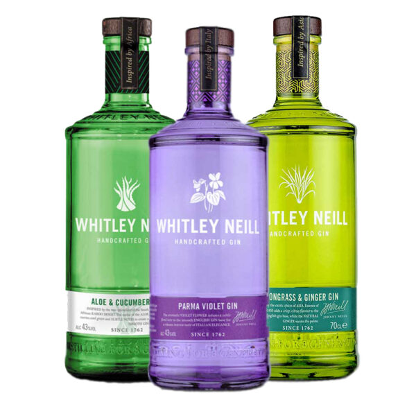 """Whitley Neill Gin """"Party""""Set"""