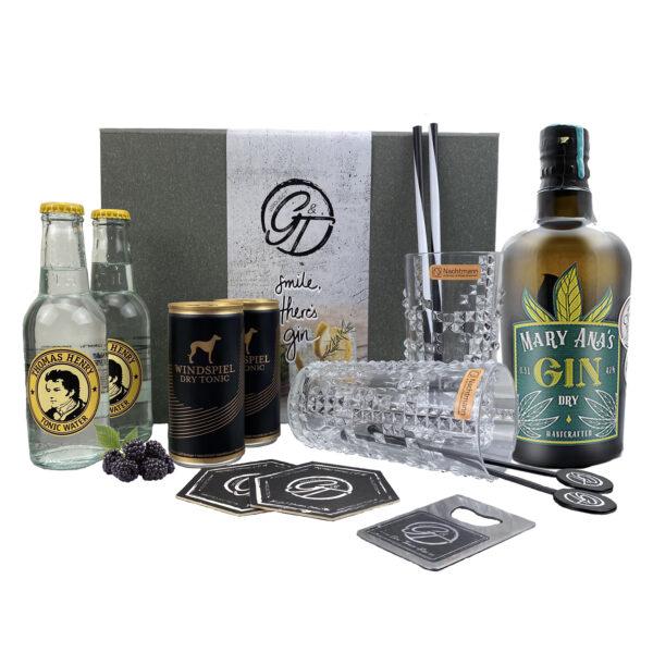 Mary Ana's Dry Gin & Tonic Geschenkeset