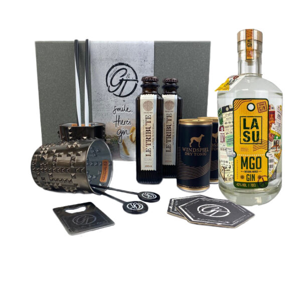 LA SU Mango Gin & Tonic Geschenkeset