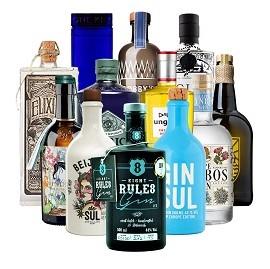 Gins - Sie sind auf der Suche nach außergewöhnlichen Gins aus der ganzen Welt, dann sind Sie definitiv hier richtig! Wir haben für Sie aus der ganzen Welt tolle Gins zusammengestellt zB aus Deutschland den vielfach honorierten Boar Gin,aus Südafrika-Cape Fynbos Gin aus Kanada-Ungava Gin ,Portugal - Sharisch Blue Magic Gin,Japan - Roku Gin ,Singapur-One Key Gin ,Italien-Malfy Gin um nur einige zu nennen! ....aber schauen sie doch selber gerne mal durch.