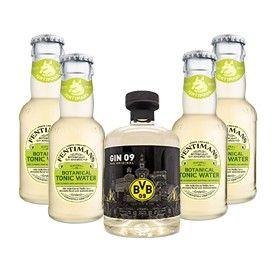BVB 09 Gin & Fentimans Botanical Tonic