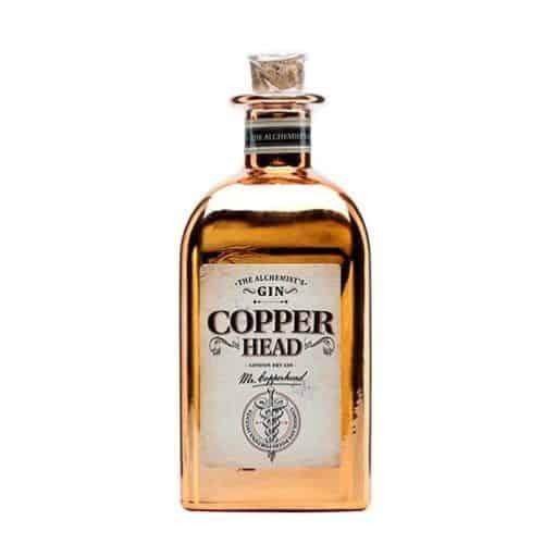 Copperhead The Original Gin