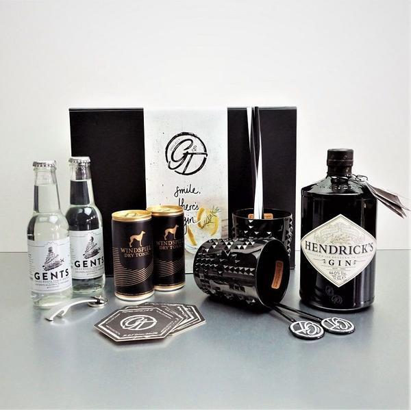 Hendriks Gin & Tonic Geschenkeset