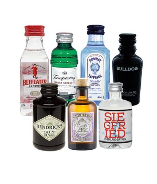 "Gin Tasting ""Miniaturen"""