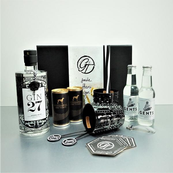 Gin 27 & Tonic Geschenkeset