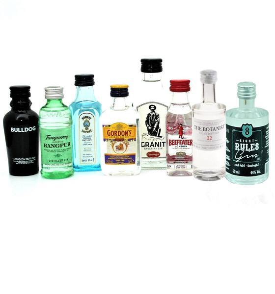 Gin Tasting MIX