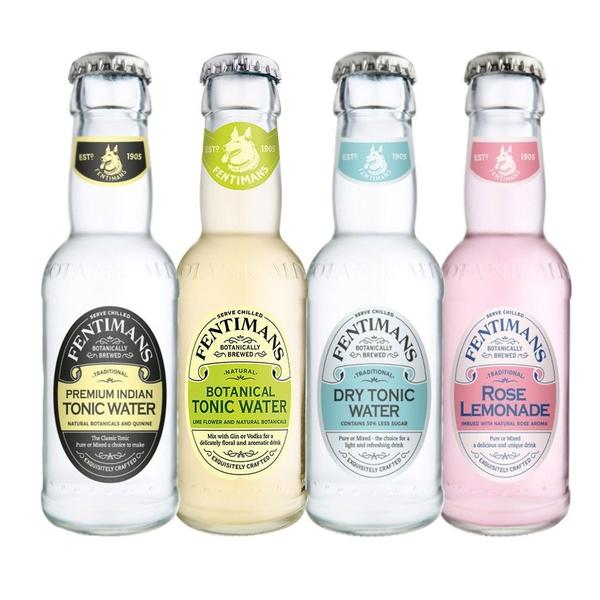 "FENTIMANS ""Tasting"" Tonic Mix"