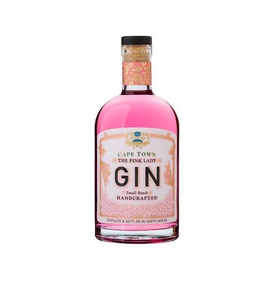 Cape Town Pink Landy Gin