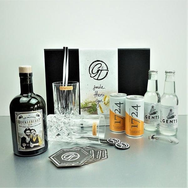 Huckleberry Gin & Tonic Geschenkeset