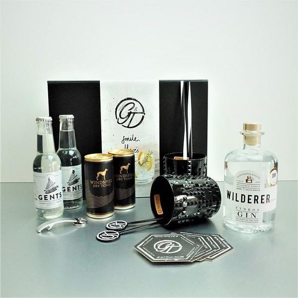 Wilderer Fynbos Gin & Tonic Geschenkeset