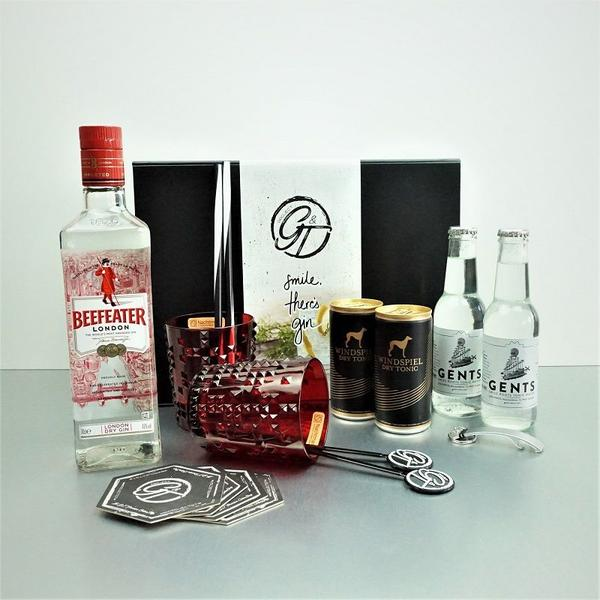 Beefeater London Dry Gin & Tonic Geschenkeset
