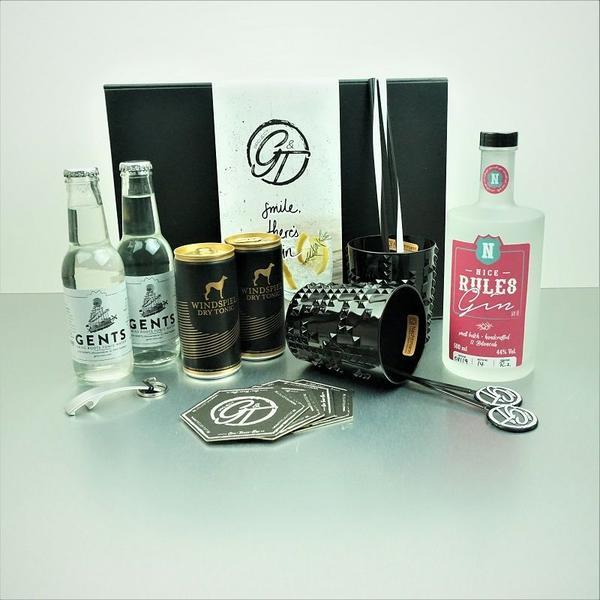 Nice Rules Gin & Tonic Geschenkeset