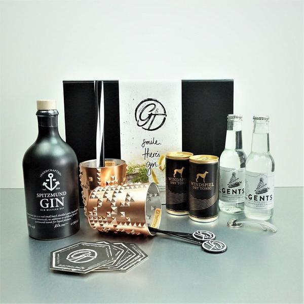 Spitzmund Gin & Tonic Geschenkeset