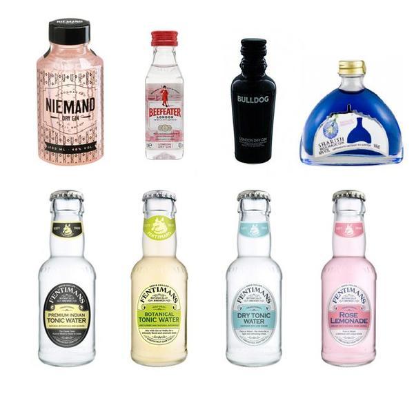 Gin & Tonic Tasting Set No3