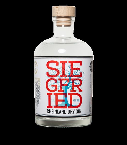 """Siegfried """"Biggie"""" Gin"""