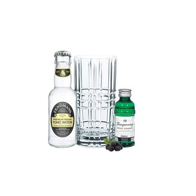 Tanqueray Dry Gin Tasting Set incl. Nachtmann Glas