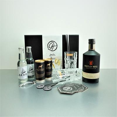 Whitley Neill Gin & Tonic Geschenkeset