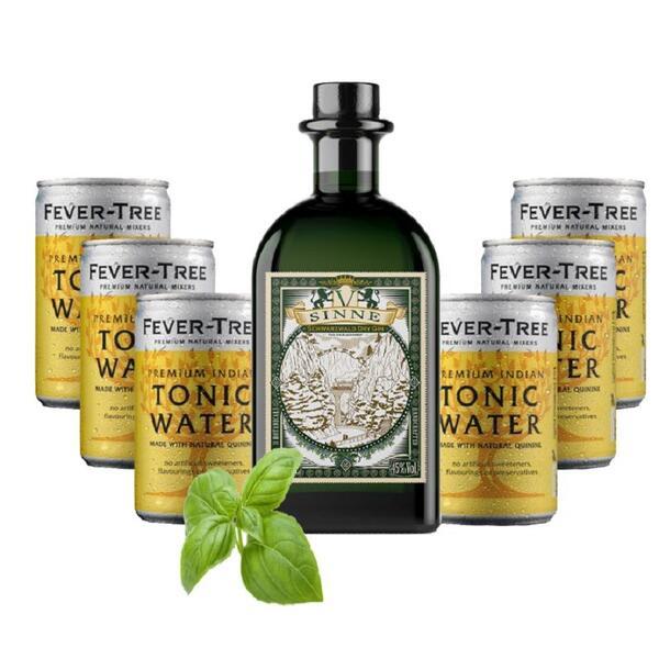 V-Sinne Gin & Fever Tree Tonic Water