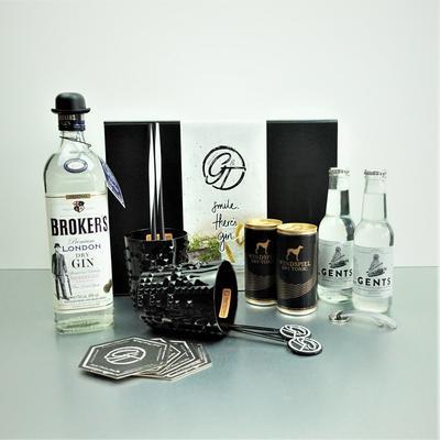 Broker´s Dry Gin & Tonic Geschenkeset