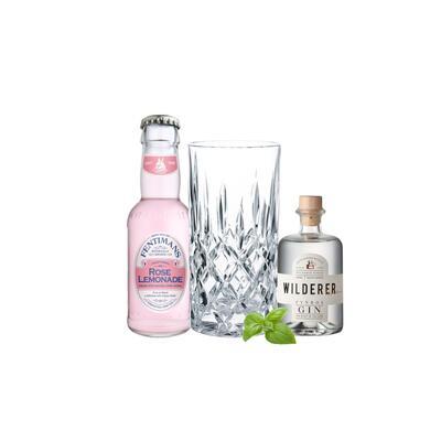 Wilderer Fynbos Gin Tasting Set incl. Nachtmann Glas