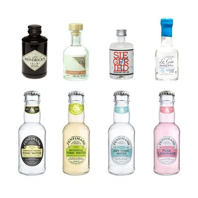 Gin & Tonic Tasting Set No1