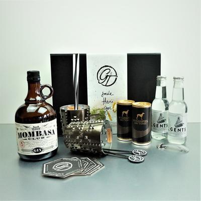 Mombasa Club Gin & Tonic Geschenkeset