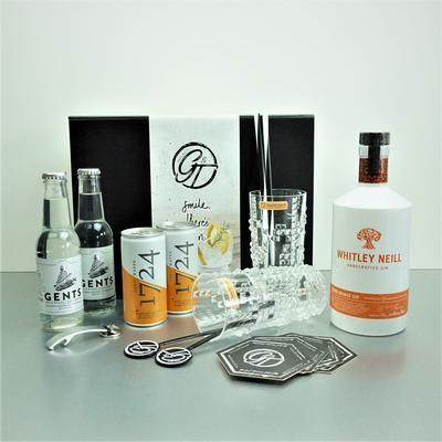 "Whitley Neill ""Blood Orange"" Gin & Tonic Geschenkeset"