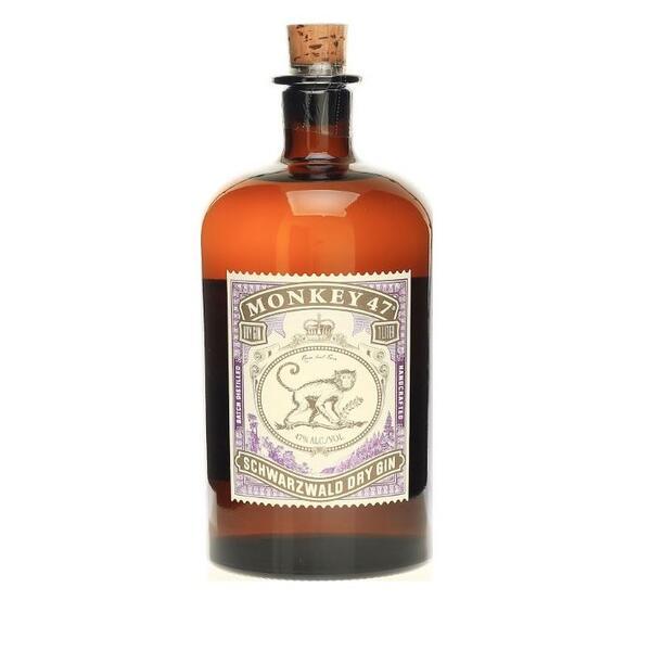 """Monkey 47 """"Magnum Edition"""" Gin 1 Liter"""