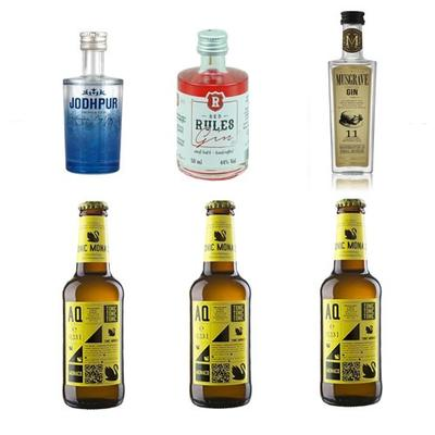 Gin & Tonic Tasting Set No7