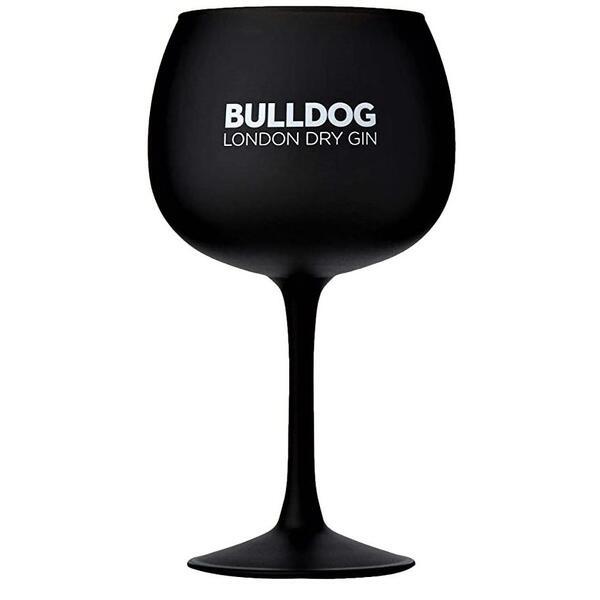 Bulldog Copa Glas
