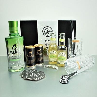 G´Vine Floraison Gin & Tonic Geschenkeset