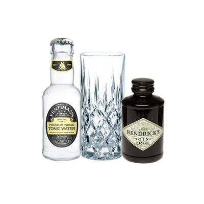 Hendriks Gin Tasting Set incl. Nachtmann Glas