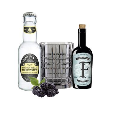 "Ferdinands Gin & Fentimans Tonic incl. Nachtmann Glas ""Smoke"""
